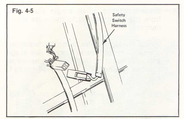 Kitty Cat safety switch test