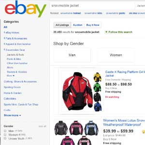 cheapest snowmobile coats