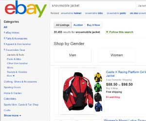 cheapest snowmobiling jackets