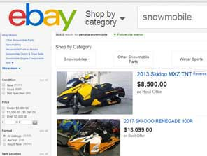 OEM Tundra snowmobile parts