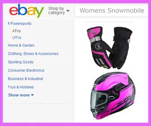 discount womens snowmobile suits