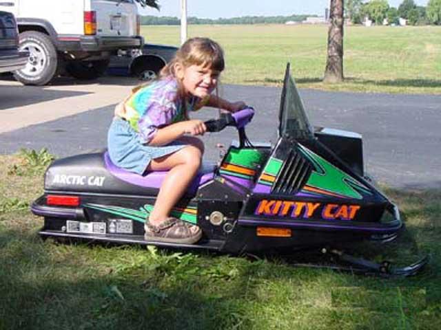 96 Kitty Cat