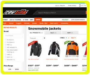 discount snowmobile clothes