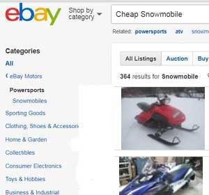 Enticer Snowmobile Parts == Yamaha Enticer