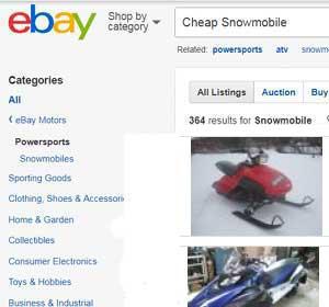 Ovation Snowmobile Parts Yamaha Ovation